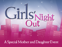 mother daughter night out