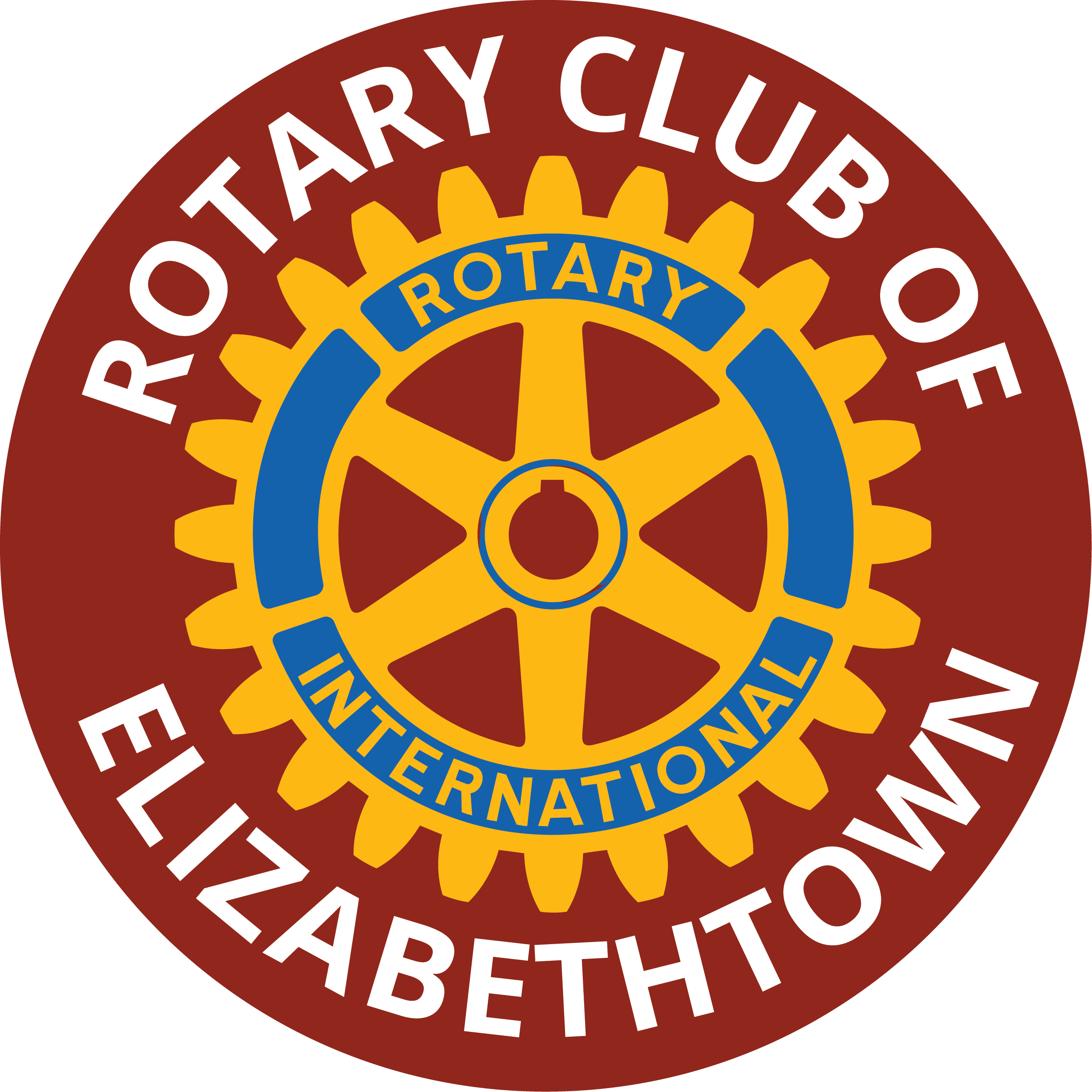 Rotary Club of Elizabethtown Logo