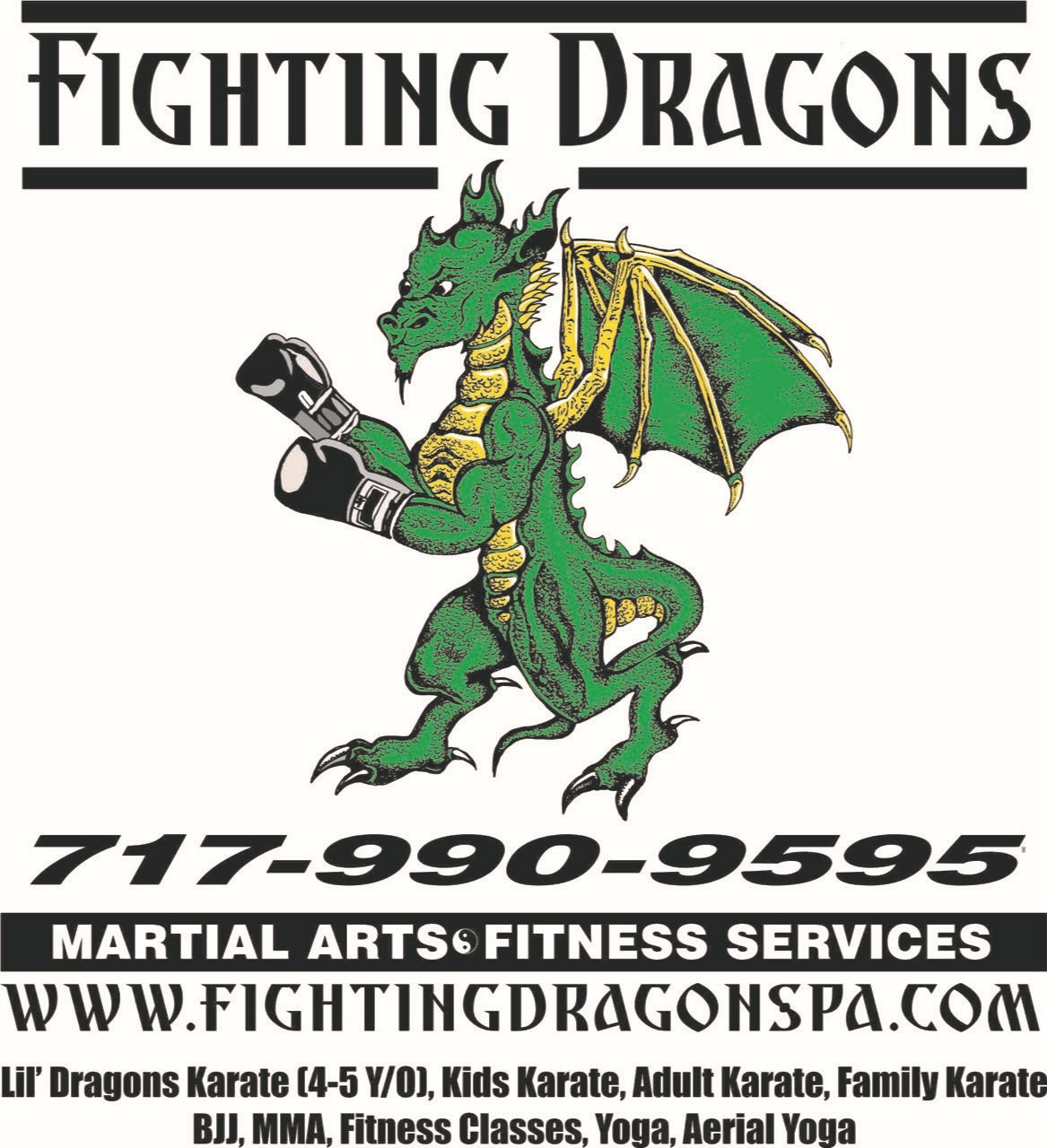 fighting dragons ad with color (1)